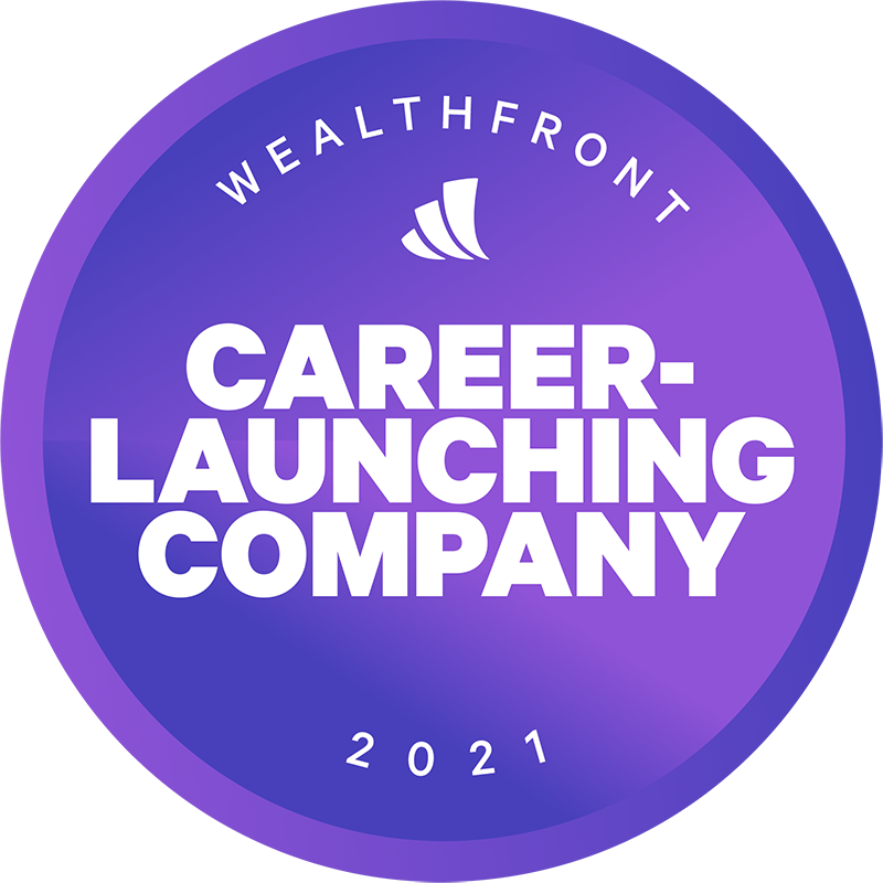 Wealthfront Career Launching Company